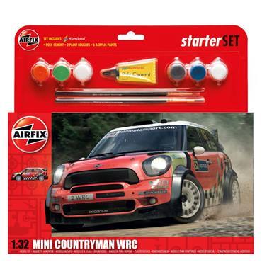 MINI Countryman WRC 1:32