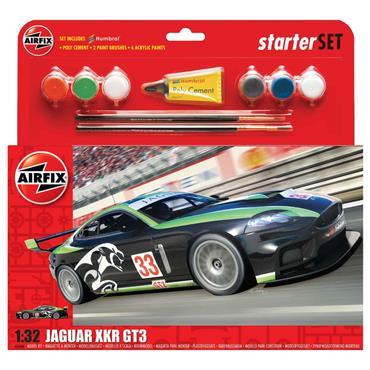 Jaguar XKR GT3 1:32