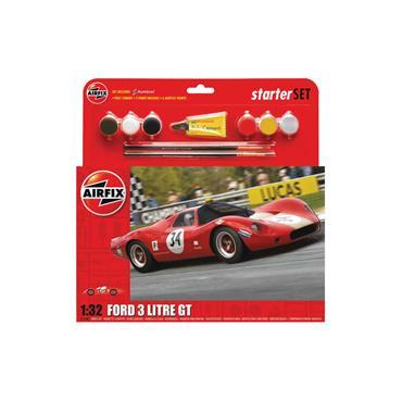 Ford 3 Litre GT Starter Set 1:32