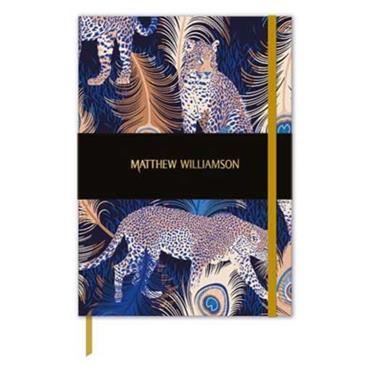 Deluxe Journals - Leopards - Matthew W.
