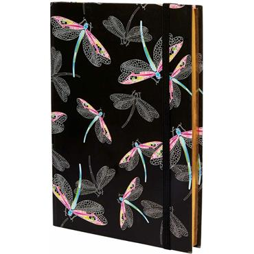 Deluxe Journals - Dragonflies - Matthew W.