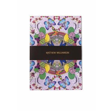 Deluxe Notebooks - DNA Butterflies - Matthew W.