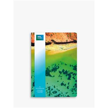 A5 Luxuary Notebooks - Seagrass Meadows