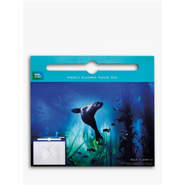 Weekly Planner Mouse Pads - Sealion