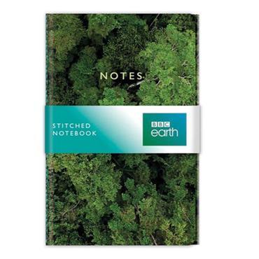 Stitched Notebooks - Jungle