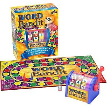 WORD BANDIT GAME