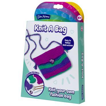 KNIT A BAG