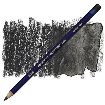 Inktense Pencil Ink Black