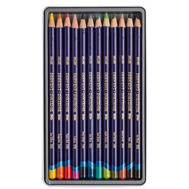Derwent - Inktense Pencil - 12 Tin