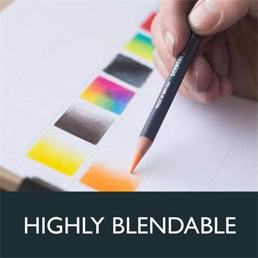 Derwent - Wooden Box - Procolour Pencils (...