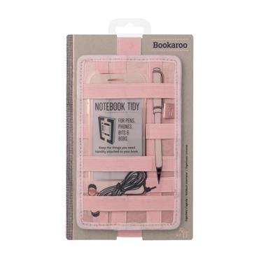 Bookaroo Notebook Tidy - Rose Gold
