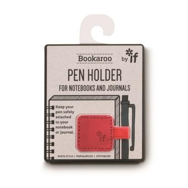 Bookaroo Pen Holder - Red