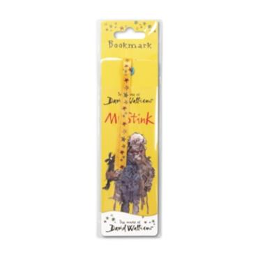 David Walliams Bookmarks - Mr Stink