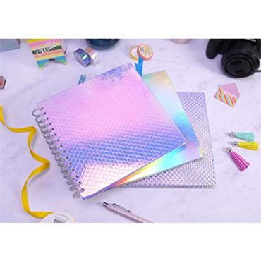 SC Albums 8x8 Scales Pink