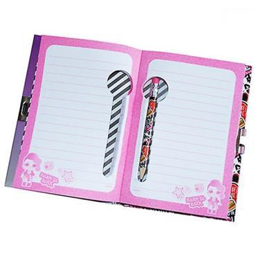 LOL Surprise - Lockable Notebook