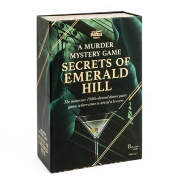 murder myster secrets of emerald hill