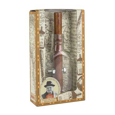 Churchills Whiskey Cigar Puzzle