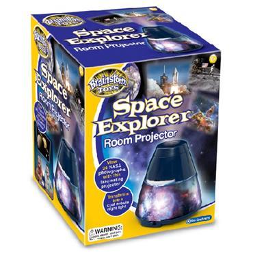Space Explorer Room Projector