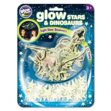 Glow Stars & Dinosaurs