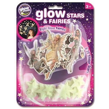 Glow Stars & Fairies