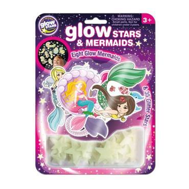 Glow Stars & Mermaids