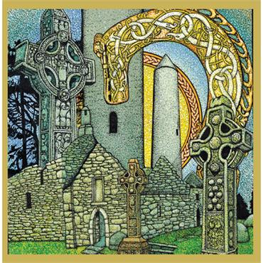 GREETING CARD - CLONMACNOISE