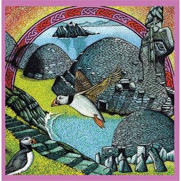 GREETING CARD - SKELLIG MICHAEL 1