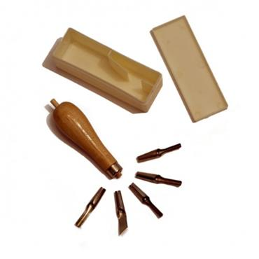 Create Lino Handle + 5 Blade