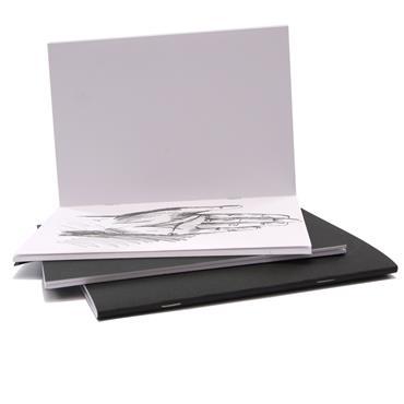 Create - Graduate Sketch Pad - A4 Triple Pack