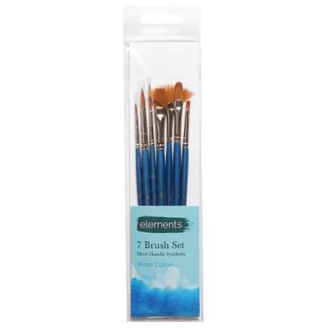 Elements we 7 SH Brush Plastic wallet
