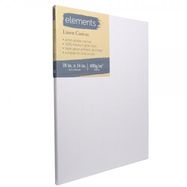 Elements 400 Linen Std Canvas