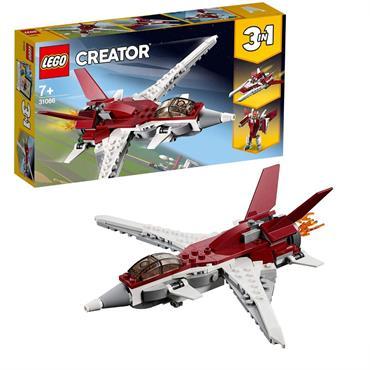 Lego -  Futuristic Flyer