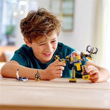 Lego - Underwater Robot