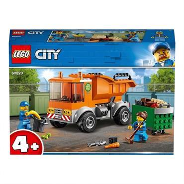 60220 Garbage Truck V29