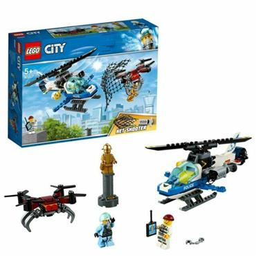 Lego - Sky Police Drone Chase