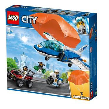 Lego - Sky Police Parachute Arrest
