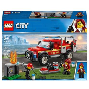 Lego - Fire Chief Response Truck