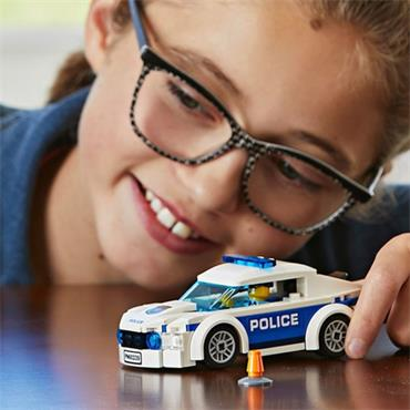 60239 Police Patrol Car