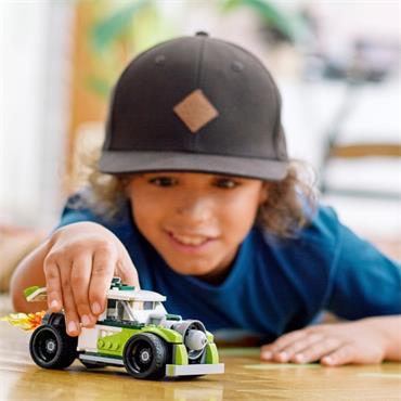 Lego -  Rocket Truck