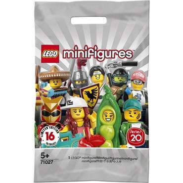 Lego - Minifigure Series 20