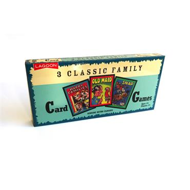 Classic Family Card Games