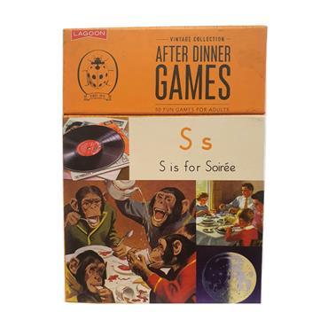Ladybird Books After Dinner