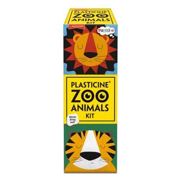 Plasticine Zoo Animal Modellin