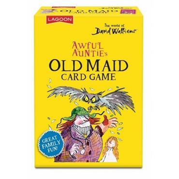 david walliams go fish card game