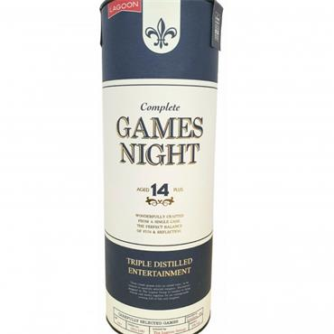 Complete Games Night