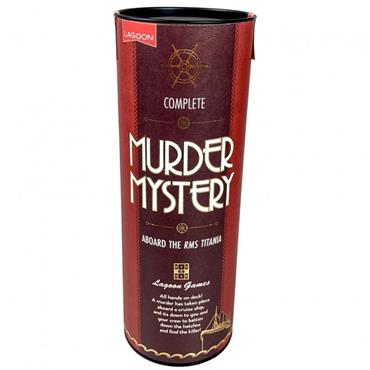 MURDER MYSTERY ON A