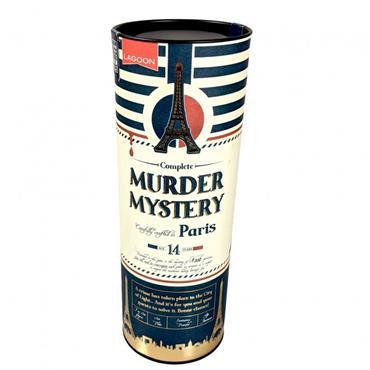 MURDER MYSTERY IN PARIS