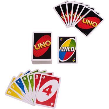 CBU - UNO - CARD GAME