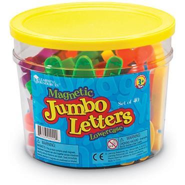 JUMBO LOWERCASE MAGNETIC