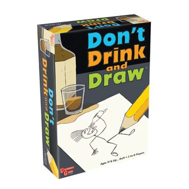 Dont Drink & Draw